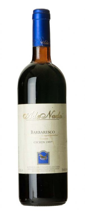 1997 Barbaresco Ada Nada
