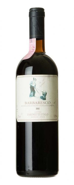 1993 Barbaresco Farinetti Italo