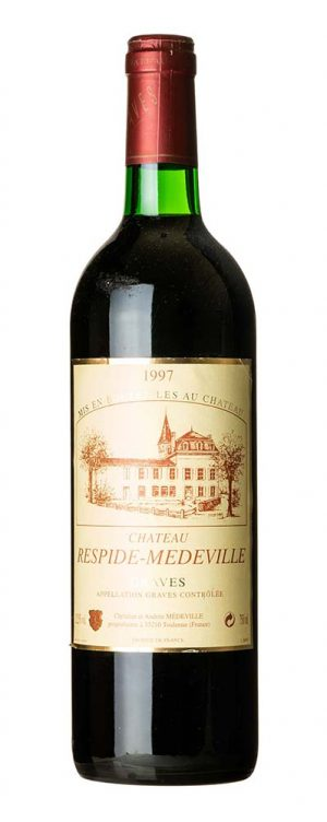 1997 Graves Chateau Respide-Medeville