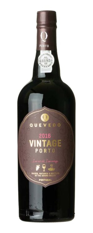 2016 Port wine Colheita Quevedo