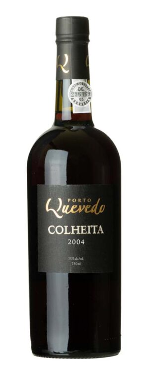 2004 Port wine Colheita Quevedo