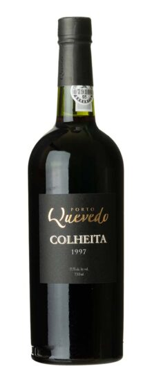 1997 Port wine Colheita Quevedo