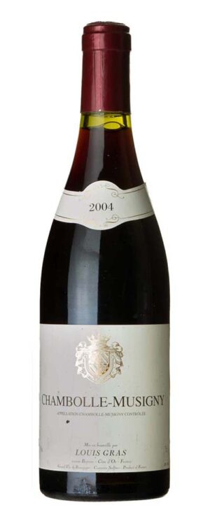 2004 Chambolle-Musigny Louis Gras