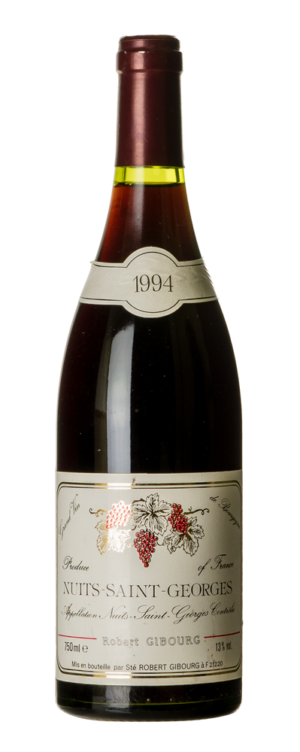 1994 Nuits-Saint-Georges Robert Gibourg