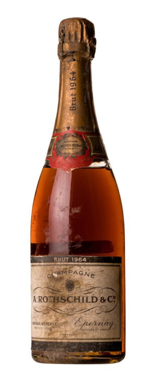 1964 Champagne, Reserve Alfred Rothschild