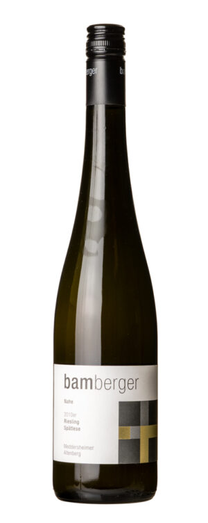 2010 Riesling, Late harvest wine, Bamberger