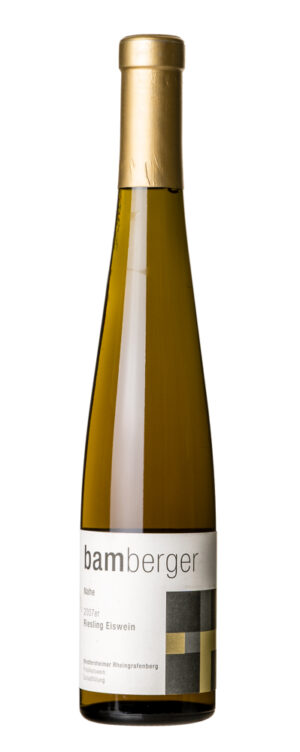 2007 Ice wine, Riesling Bamberger