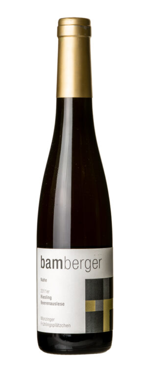 2011 Riesling, Selection of well ripe grapes Bamberger