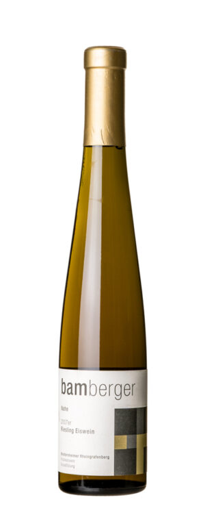 2007 Riesling, Ice wine, Bamberger