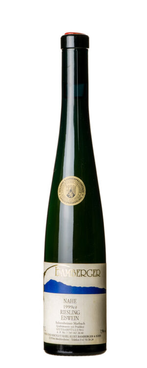1999 Riesling, Ice wine,  Bamberger
