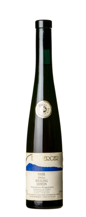2002 Riesling, Ice wine, Bamberger